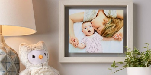 Walgreens Floating Frames Only $20 + Free In-Store Pickup (Regularly $50)