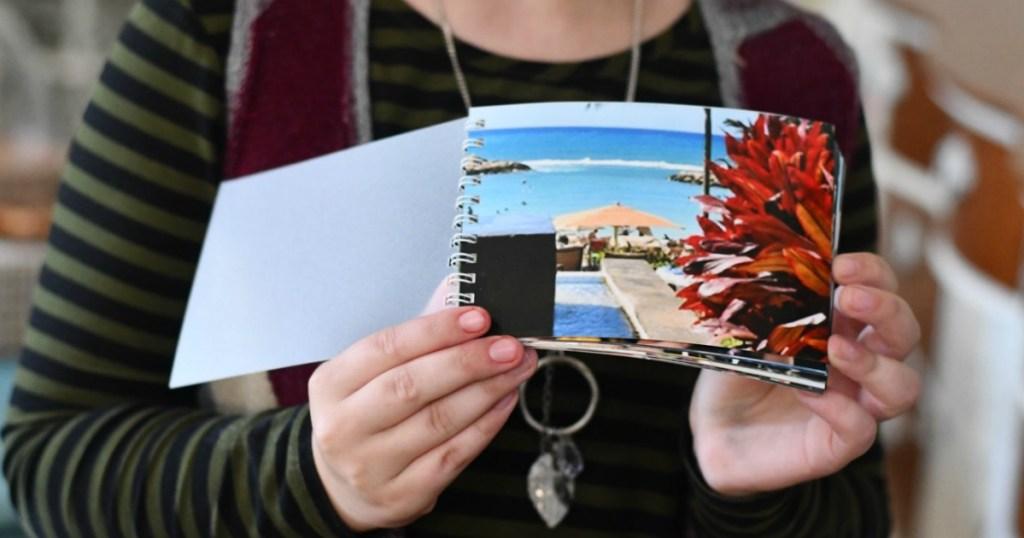 Walgreens photo print book