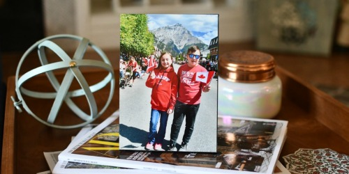 Custom Wood Photo Panels as Low as $6.25 (Regularly $25) + Free Walgreens Same-Day Pickup