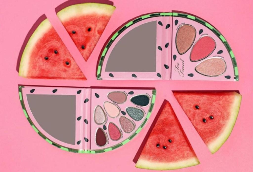 Watermelon Slice Eye Shadow Palette