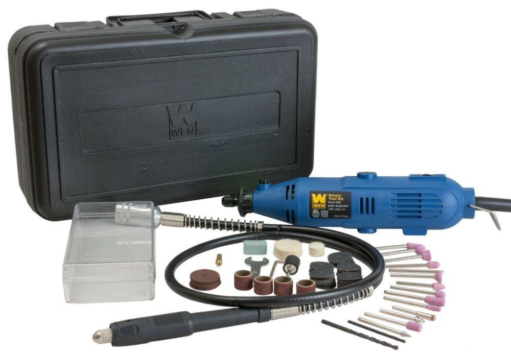 Wen rotary Tool Kit
