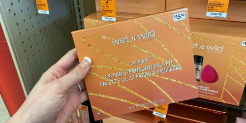 Up to 50% Off Wet n Wild Holiday Gift Sets at Walgreens | In-Store & Online