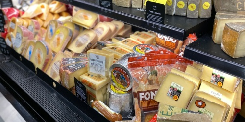 Get 50% Off Select Cheese Daily During Whole Foods 12 Days of Cheese Sale (Starts 12/12)