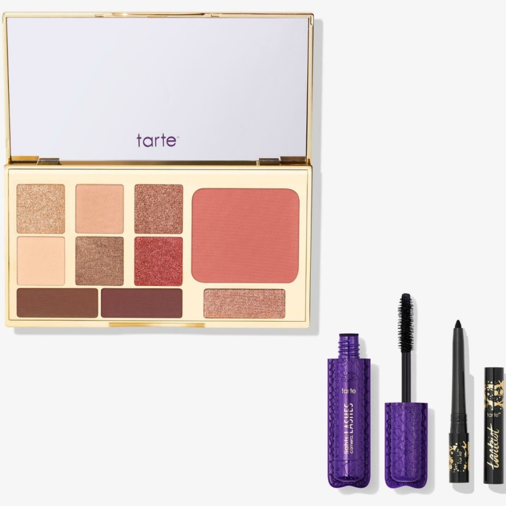 Tarte cosmetics winter palette collection