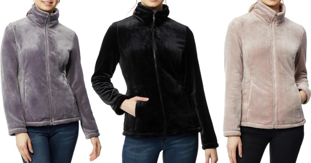 Women's Plush Jacket