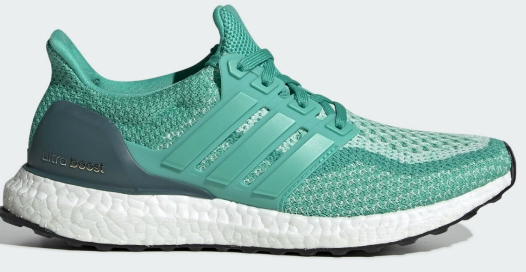adidas shoes in mint color