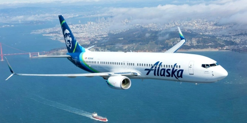Alaska Airlines Flights from $39 Each Way