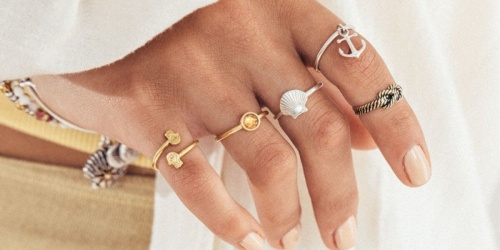 50% Off Alex and Ani Statement Rings + Free Shipping