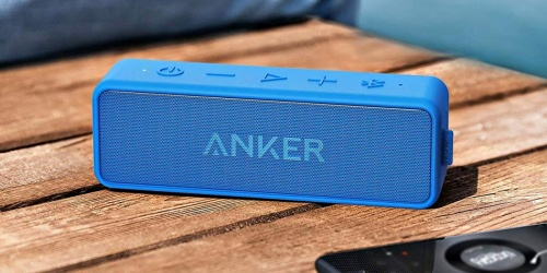 Anker Bluetooth Speaker Just $29.99 Shipped at Amazon (Regularly $43) + More