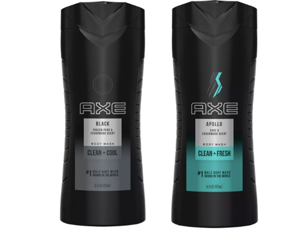 stock images of Axe Body Wash