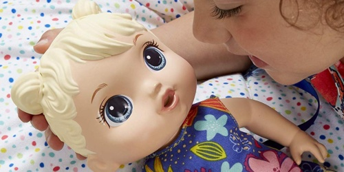 Baby Alive Lil Sounds Interactive Doll Only $12.79 Shipped at Target