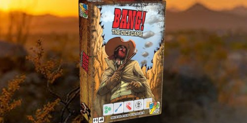 Bang! The Dice Game Just $8.97 on Amazon (Regularly $18) | Great Reviews