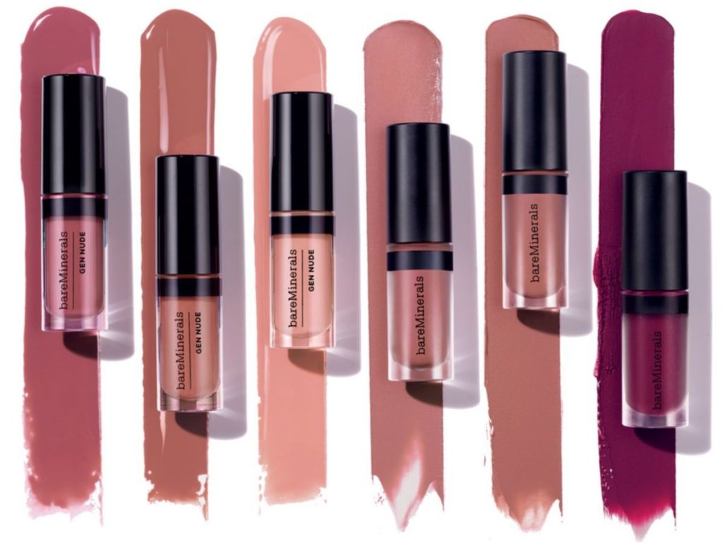 bareMinerals Little Lip Set of lipglosses
