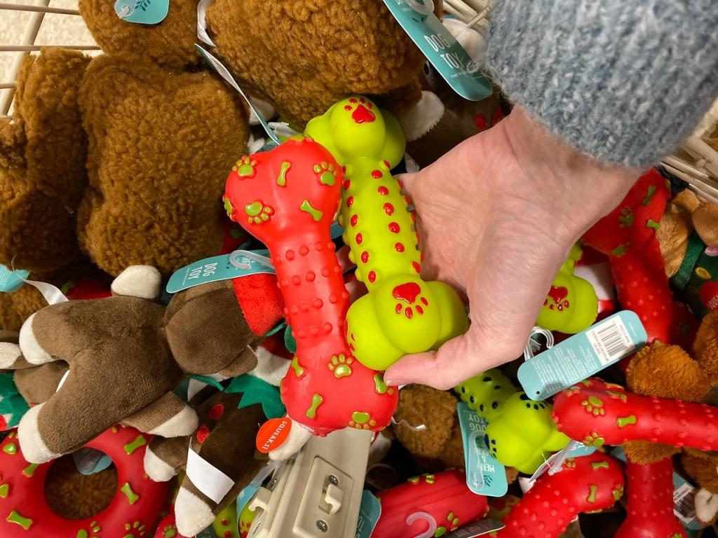 bone dog toys