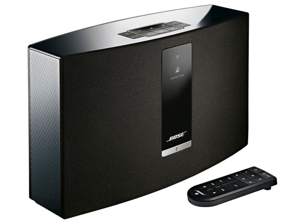 Bose SoundTouch 20 Wireless Speaker stock image