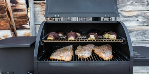 Camp Chef 24″ Pellet Grill Only $374.99 Shipped at Dick's Sporting Goods (Regularly $700)