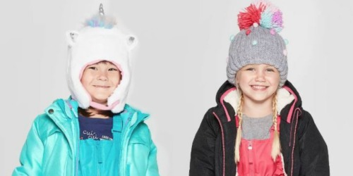 30% Off Adorable Cat & Jack Hat and Glove Sets at Target.com