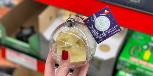ALDI Is Selling a Cheese Ornament and Other Festive Holiday Cheeses This Week