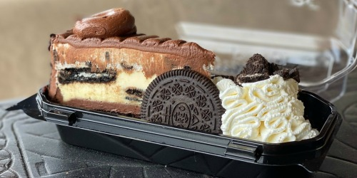 The Cheesecake Factory Lunch & Slice of Cheesecake Only $15 | Order Online Before 3PM