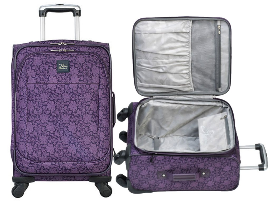 "Skyway Chesapeake 3.0 20"" Carry-on Luggage stock image"