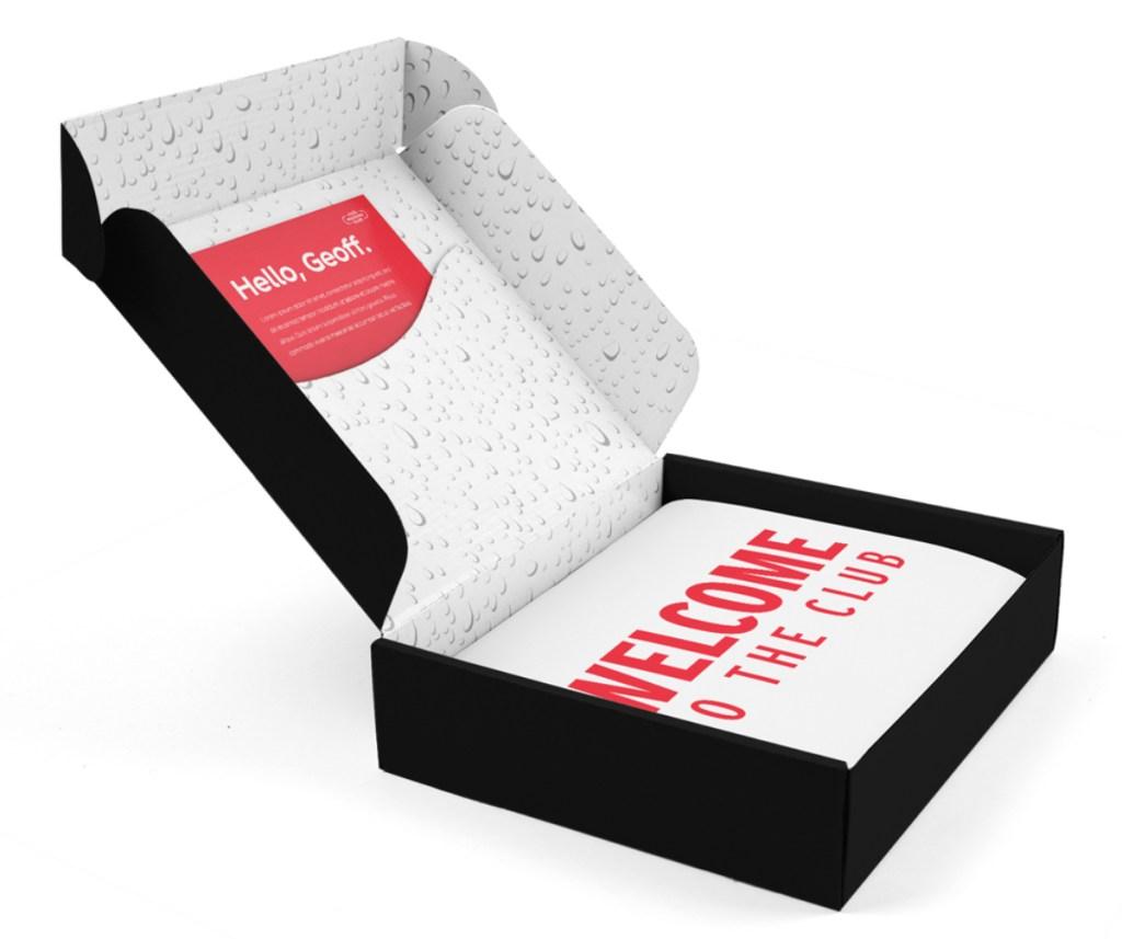 open Coca-Cola Insiders box