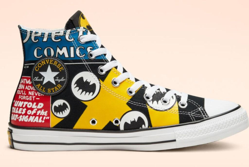 converse batman hightops