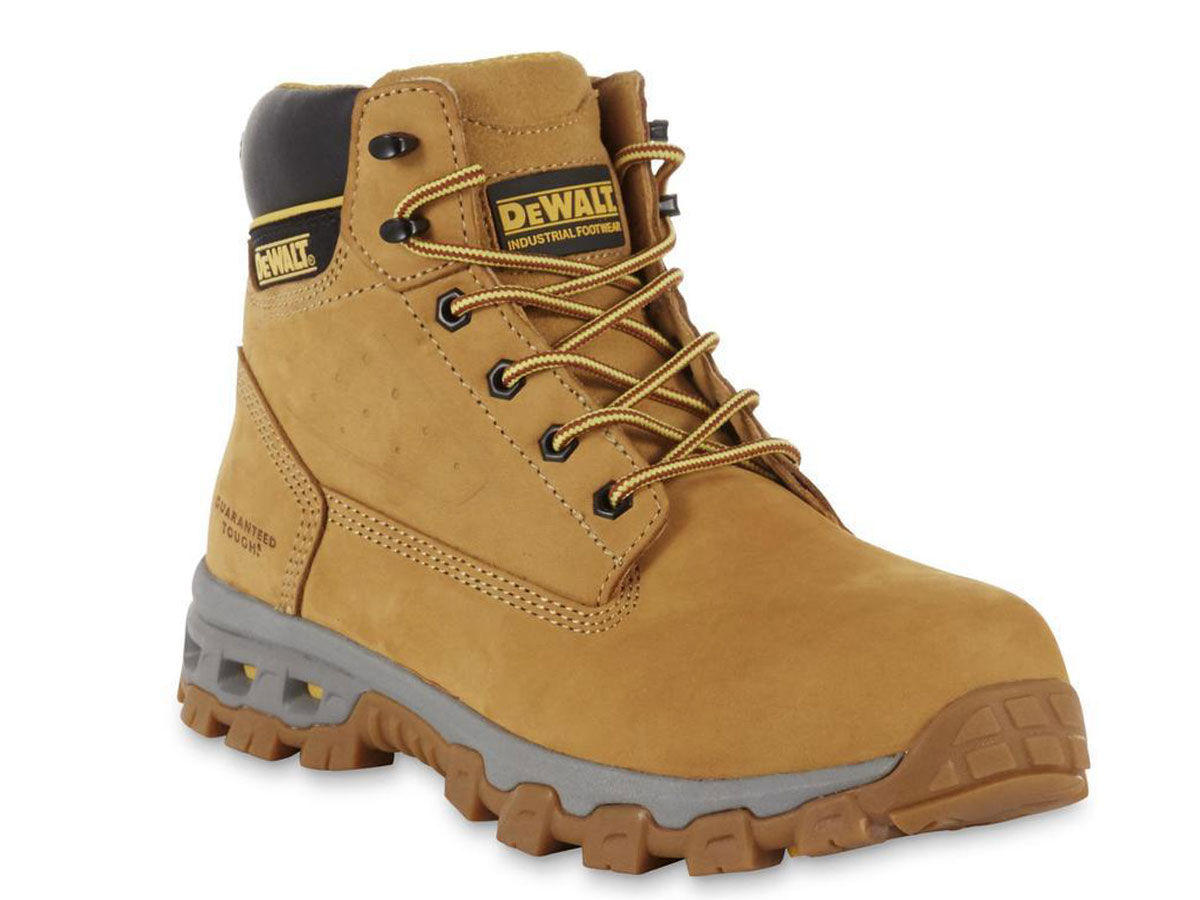 stock image of DeWalt Men's Halogen 6'' Work Boots - Soft Toe