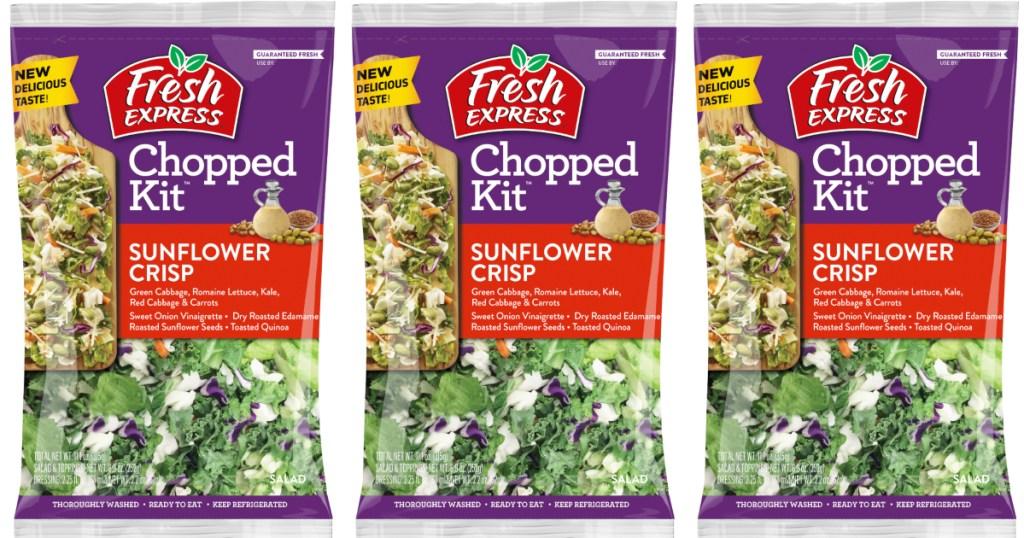 Fresh Express Sunflower Salad Kits