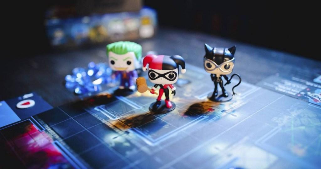 dc comics board game