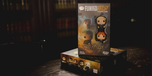 25% Off Funkoverse Board Games at Target + Free Shipping | Harry Potter, The Golden Girls & More