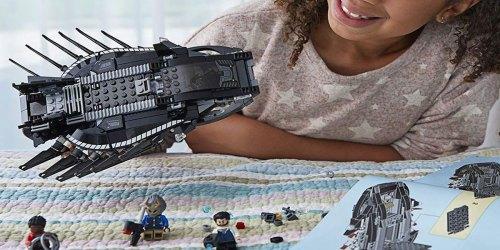 LEGO Marvel Super Heroes Royal Talon Fighter Attack Set Just $17.98 at Amazon (Regularly $30)
