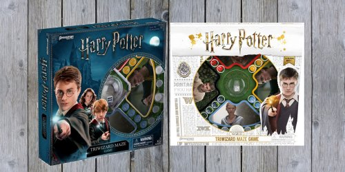 Harry Potter Triwizard Maze Game Only $5.99 at Walmart & Amazon (Regularly $13)