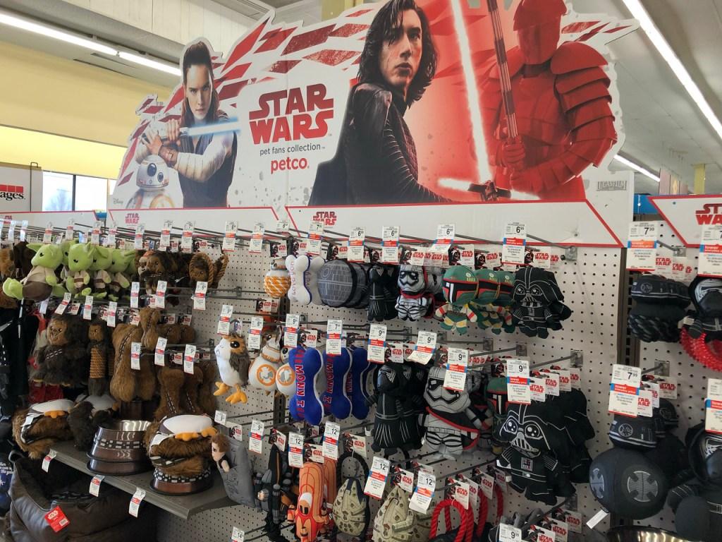 Star Wars Toys at Petco