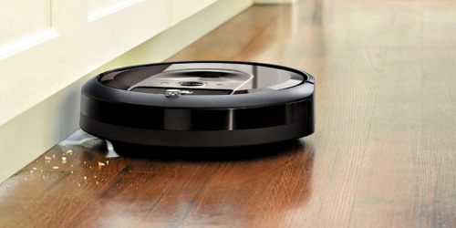 Up to 40% Off Dyson & iRobot Vacuums & More + Free Shipping at Home Depot