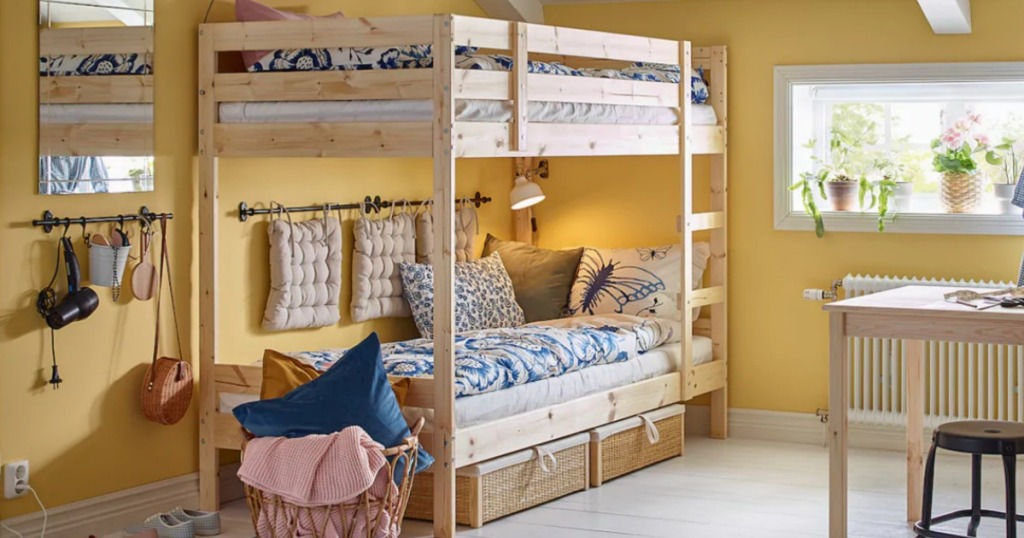 surprising ikea kids bedroom furniture | The Best IKEA Bunk Beds & Kids Bedding | Official Hip2Save