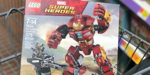 LEGO Marvel Super Heroes Avengers Hulkbuster Smash-Up Only $16.79 Shipped (Regularly $24)