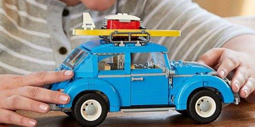 LEGO VW Beetle Only $74.95 Shipped on Amazon (Regularly $100)