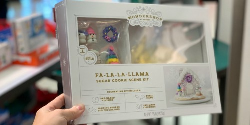 Fa-La-La-La-Llama Sugar Cookie House Kit as Low as $9.49 Target