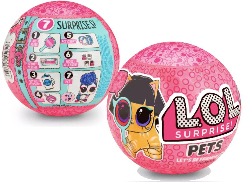 stock image L.O.L. Surprise! Eye Spy Pets Series 1-2