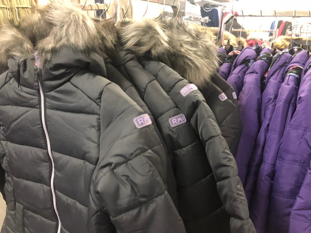 S Rothschild & CO jackets in store at macys