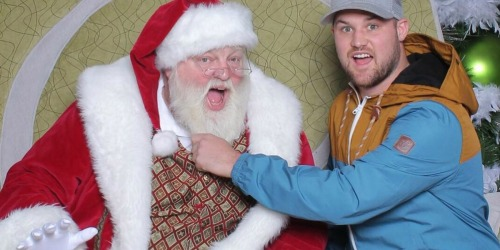 Kohl's Shoppers – Get Free Picture w/ Santa AND Surprise Gift (December 8th & 15th)