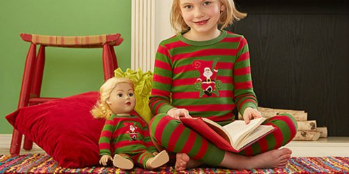 Matching Girl & Doll Pajama Sets Just $11.79 at Zulily | Sweet Gift Idea