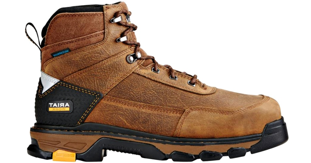mens boot from home depot