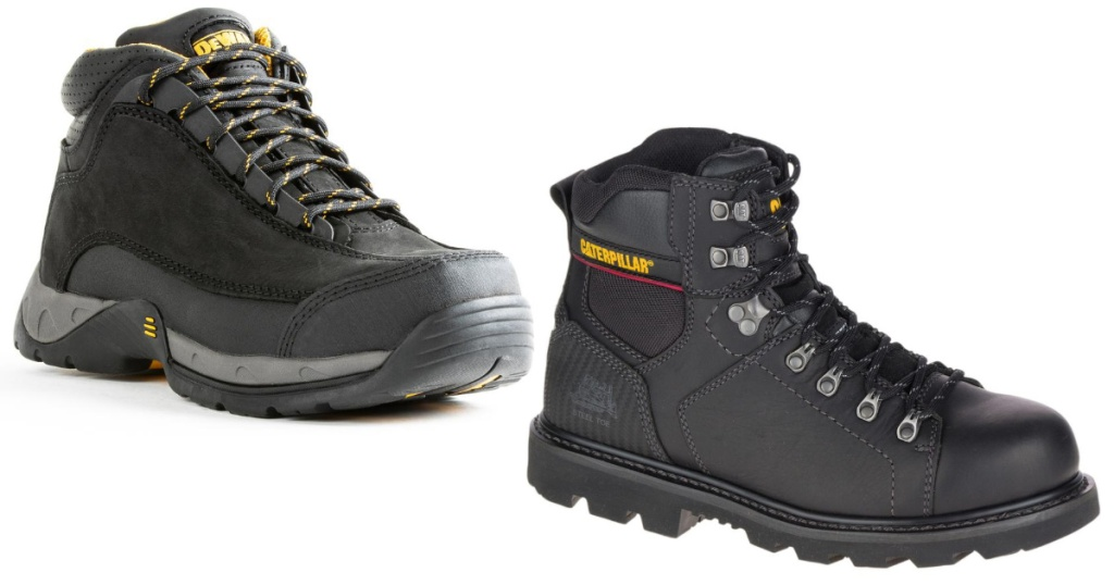 two mens boots