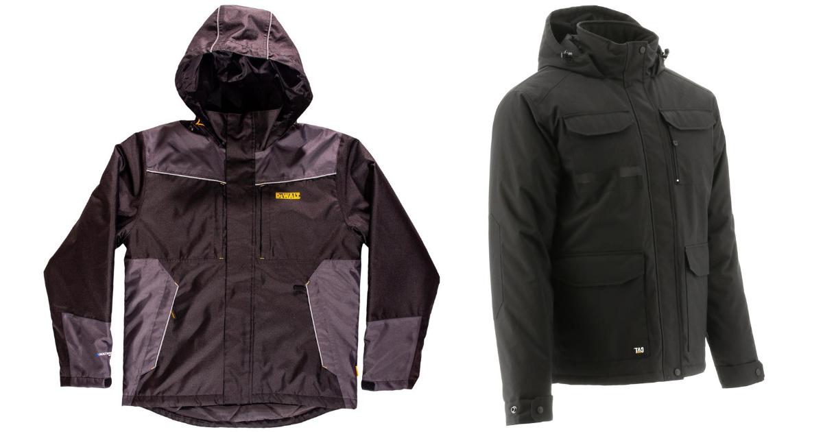 DeWalt jackets