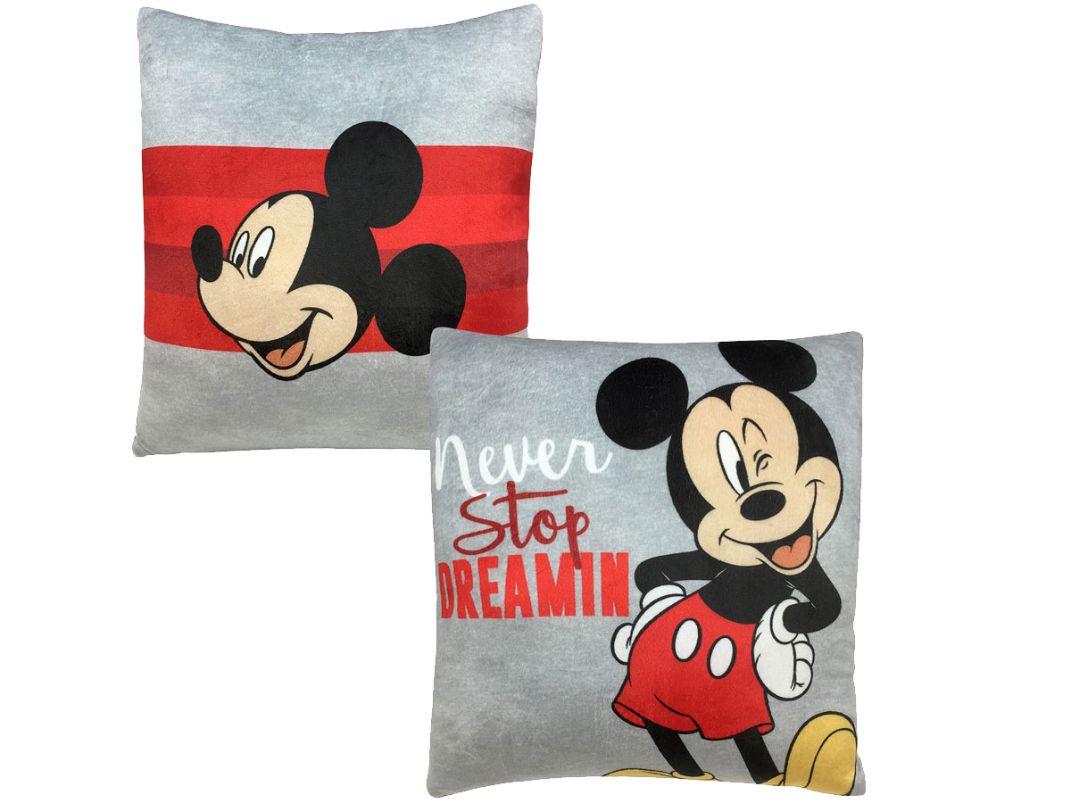 Jay Franco Squishy Pillow Pair 2-Packs mickey mouse