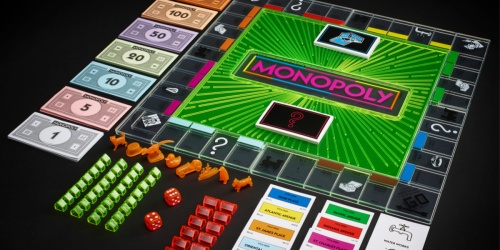 Monopoly Neon Pop Board Game Only $5 at Walmart (Regularly $30)