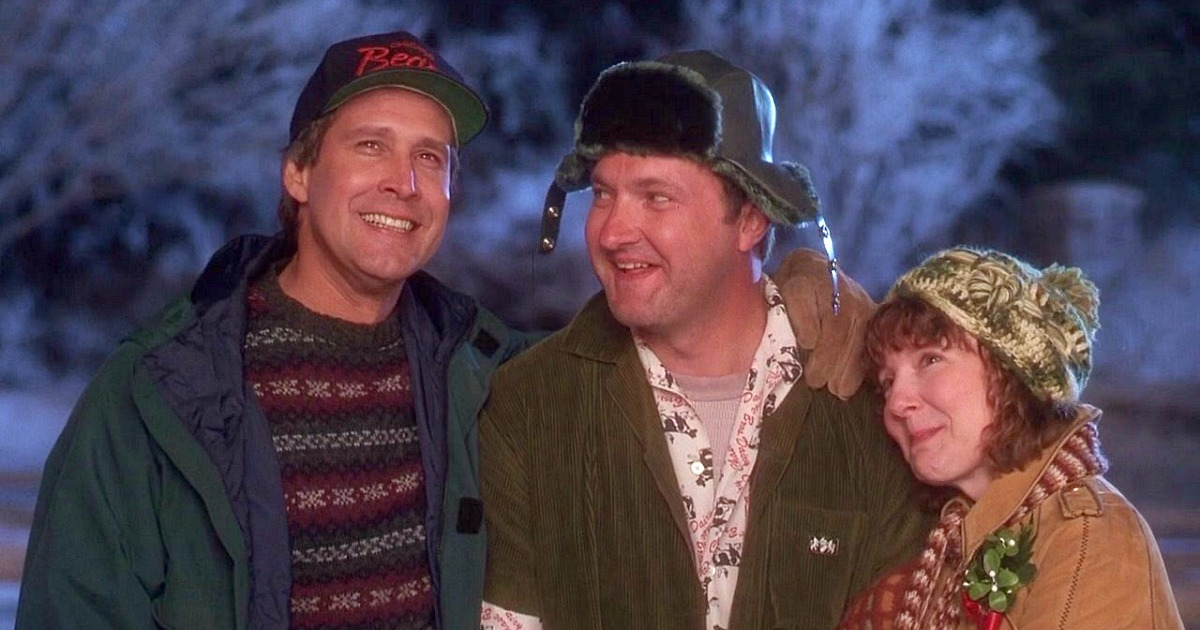 cast of Christmas Vacation movie