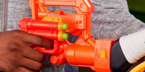 Nerf Zombie Strike Scravenger Blaster Just $17.88 After Walmart Gift Card