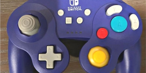 GameCube Controllers for Nintendo Switch as Low as $18 Shipped at Target